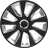 Versaco STRATOSRCDC15 Copricerchi Set di 4 Misura Universale, Stratos, 15'