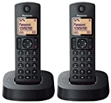 Panasonic KX-TGC312EB Digital Cordless Phone with Nuisance