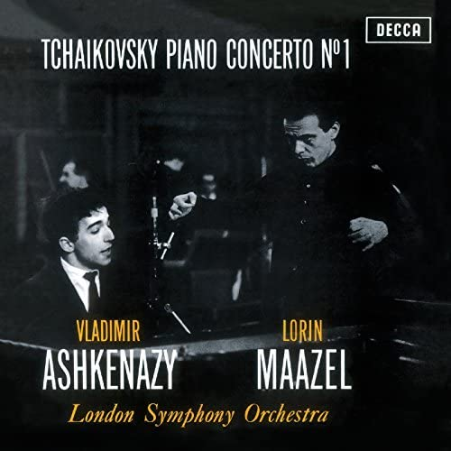 Vladimir Ashkenazy, London Symphony Orchestra & Lorin Maazel