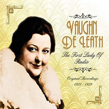 Vaughn de Leath Original Recordings, 1925-1929