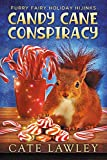 Candy Cane Conspiracy: A Cursed Candy World Mystery (Furry Fairy Holiday Hijinks Book 1)