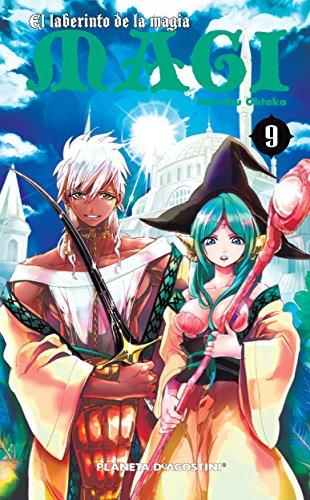 Magi El laberinto de la magia nº 09/37 (Manga Shonen)