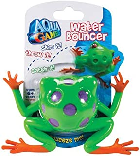 aqua baby frog