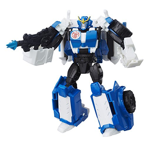 Transformers B0910000 Roboter in Disguise Warrior Class Strongarm Figur