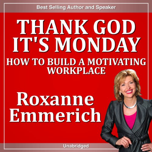 Thank God It's Monday audiobook cover art