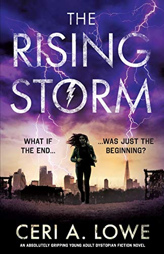The Rising Storm: An absolutely gripping young adult dystopian fiction...