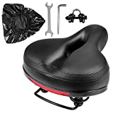 Best Mens Bicycle Seats - Puroma Bicycle Saddle with Dual Spring Designed Suspension Review