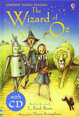The Wizard of Oz (Young Reading CD Packs Series 2) by Frank L Baum (2008)