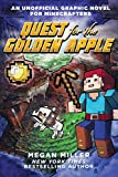 quest for the golden apple: an unofficial graphic novel for minecrafters (english edition)
