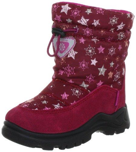Naturino Unisex-Kinder Varna02 Stiefel, Violett (Cristal VENDEMMIA), 27 EU