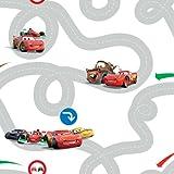Graham & Brown kids@homeIII Papier peint enfant Cars Racetrack