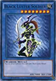 YU-GI-OH! - Black Luster Soldier (YGLD-ENA01) - Yugi's Legendary Decks - 1st Edition - Common
