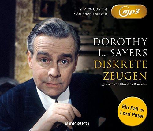 Diskrete Zeugen (MP3-CDs) - 2 MP3-CDs mit 595 Min.: übersetzt von Otto Bayer-Elwenspoek