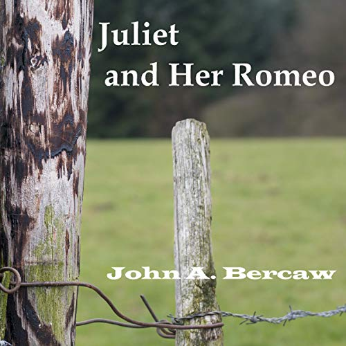 Juliet and Her Romeo audiobook cover art