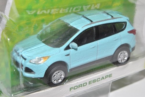Greenlight Ford Kuga II Escape Blau Ab 2012 1/64 Modell Auto