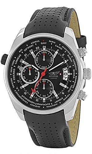 Aviator, cronografo modello Worldtimer AVW8822G80.