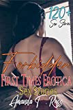 Forbidden First Times Erotica Sex Stories: Adults Exclusive Collection of Explicit Erotic Taboo Sexy Hottest Stories (English Edition)の画像