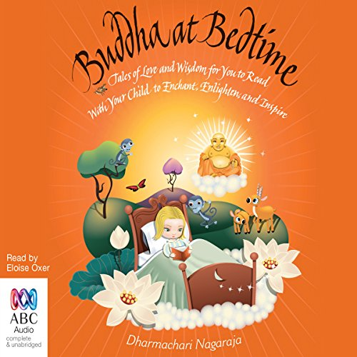 Buddha at Bedtime audiobook cover art