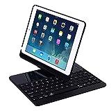 ElecRat iPad Keyboard Case 9.7 for New ipad 2018(6th,Gen) iPad Pro 2017 (5th,Gen)