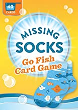 Missing Socks Go Fish Card Game for Kids (Go Fishing Game for Kids, Card Games for Children)