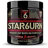 T6 STAR6URN – Thermogenic Fat Burner,...
