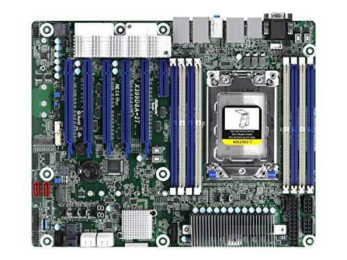 AsRock Rack X399D8A-2T ATX Server Mainboard AMD TR4 4094P AMD X399 Dual 10 GLAN