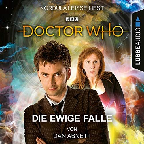 Doctor Who - Die ewige Falle Titelbild