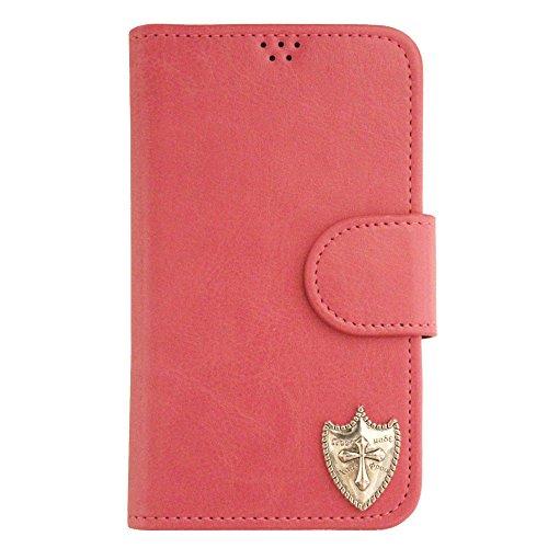 【ROCOCO】GALAXY Note 8 ケース ギャラクシー 手帳型ケース SC-01K SCV37 手帳型カバー 携帯ケース スマホケース かわいい 収納 カード入れ Diary Case 携帯 シンプル 人気 デザイン 丈夫 icカード入れ 盾 タ