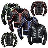 Enfants Moto Body Armours Équipement De Moto Armures Motorcross Vélos Garde CE Approved Jacket Protection Enfant - Année 14