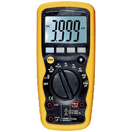 ELV Digital-Multimeter DM6199 IP67