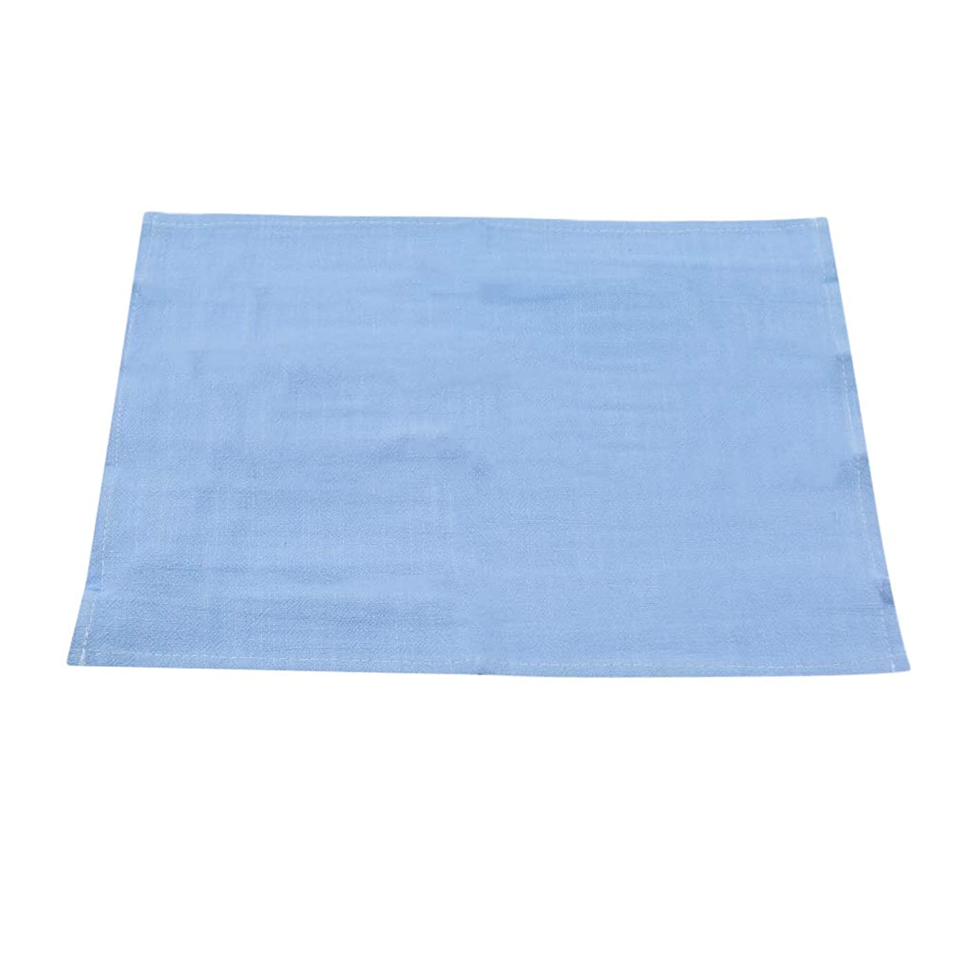 明らかフォロー地域のTimesuper 棉麻製和風のおしゃれ ランチョンマット 合わせで縫製 とリバーシブルで使え プレイスマット コットン リネン プレースマット レース テーブルマット 布製 食卓マット 給食ナプキン インテリア 40x30cm