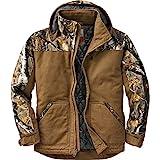 Legendary Whitetails Canvas Cross Trail Workwear Jacket Barley Large