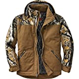 Legendary Whitetails Canvas Cross Trail Workwear Jacket Barley Medium