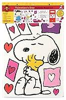 [エウレカ]Eureka Peanuts Valentine's Day Bulletin Board Sets 847689 [並行輸入品]