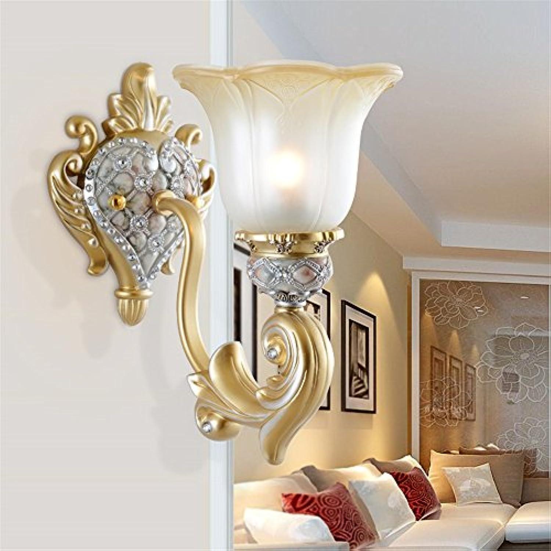 StiefelU LED Wandleuchte nach oben und unten Wandleuchten Wand lampe Nachttischlampe off road, Yuen Schlafzimmer Wohnzimmer crystal