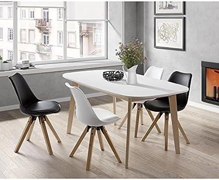 Amazon Fr Table Ovale Salle à Manger Cuisine Maison