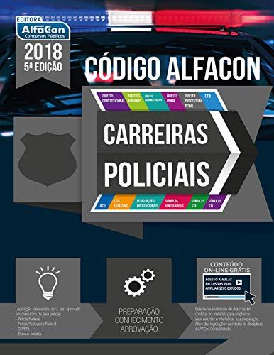 Carreiras Policiais. Código Alfacon