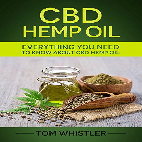 CBD Hemp Oil cover art