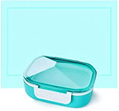 WCHCJ Lunch Box - Compartment Leakproof Food Storage Container, Work, Home, School, Meal Prep, Portion Control, Dry or Liq...