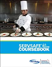 ServSafe CourseBook with Online Exam Voucher Plus NEW MyServSafeLab with Pearson eText (6th Edition)