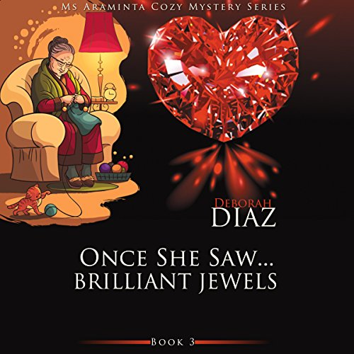Once She Saw? Brilliant Jewels audiobook cover art