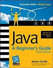 Java: A Beginner's Guide, Third Edition (Beginner's Guide)