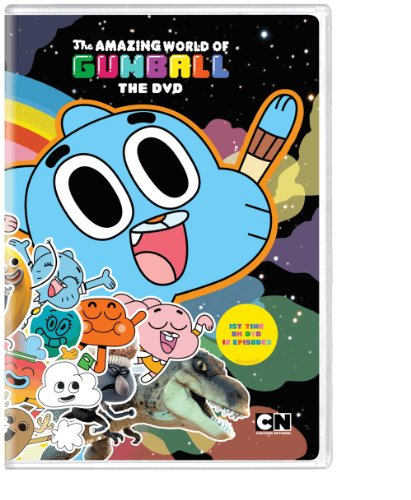 Cartoon Network: The Amazing World of Gumball The DVD