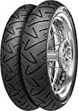 Coppia Pneumatici Gomme Continental ContiTwis SM 100/80 17 52H 130/70 17 62H TL/TT