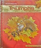 Reading Triumphs Intervention TEACHER'S EDITION Grade 1 2011