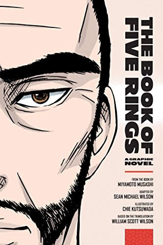 The Book of Five Rings: A Graphic Novel (English Edition)