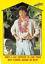 Kirk Cameron trading card Growing Pains Mike Seaver 1988 Topps #45
