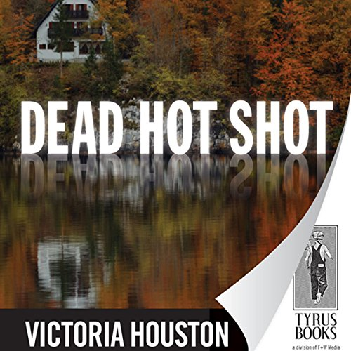 Dead Hot Shot audiobook cover art