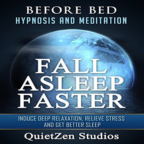 Fall Asleep Faster audiobook cover art
