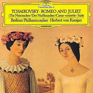 チャイコフスキー:幻想序曲「ロメオとジュリエット」、組曲「くるみ割り人形」